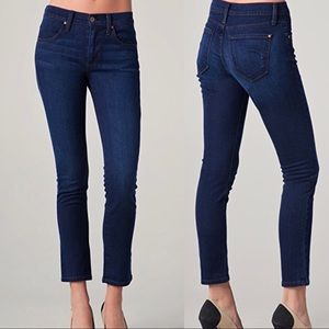 James Jeans Riley Cropped Tapered Jean
